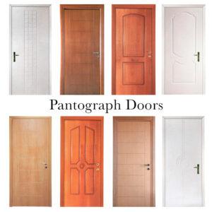 Interior Doors Pantograph